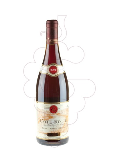 Photo Cote-Rotie E. Guigal  red wine