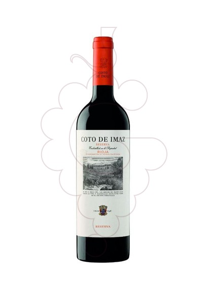 Photo Coto Imaz Reserva (mini) red wine