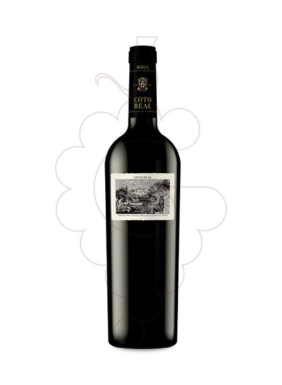 Photo Coto Real Reserva red wine