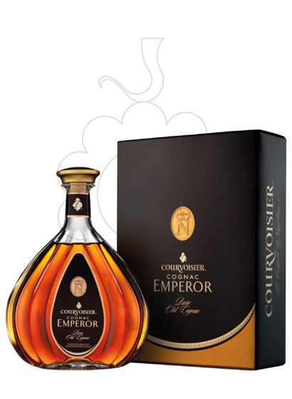 Photo Cognac Courvoisier Emperor