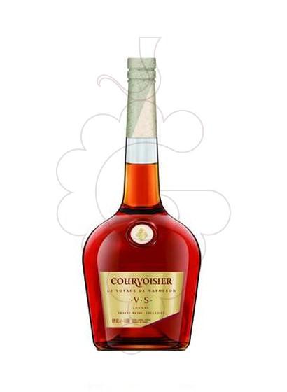Photo Cognac Courvoisier V.S. Le Voyage