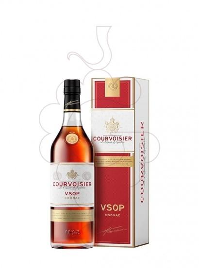 Photo Cognac Courvoisier V.S.O.P.