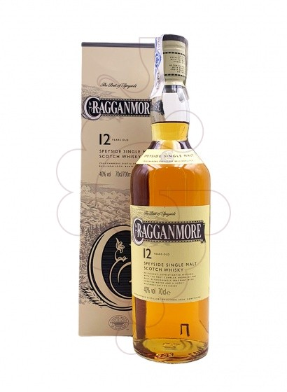 Photo Whisky Cragganmore 12 Years