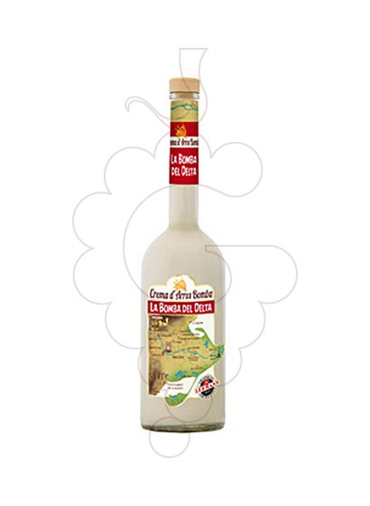 Photo Liqueur Crema d'arros Bomba del Delta