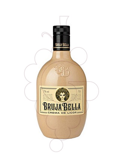 Photo Mezcal Bruja Bella Crema de Orujo