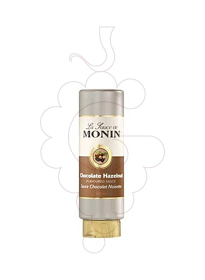 Photo Other Crema Monin Chocolate Hazelnut