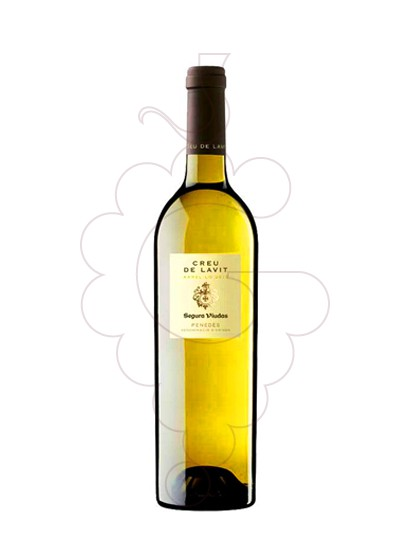 Photo Creu de Lavit Blanc white wine