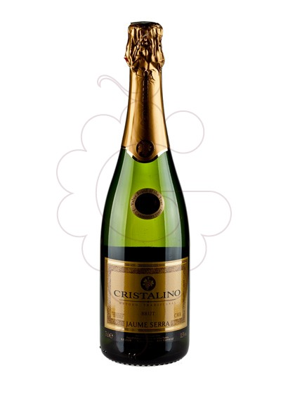 Photo Cristalino Brut sparkling wine
