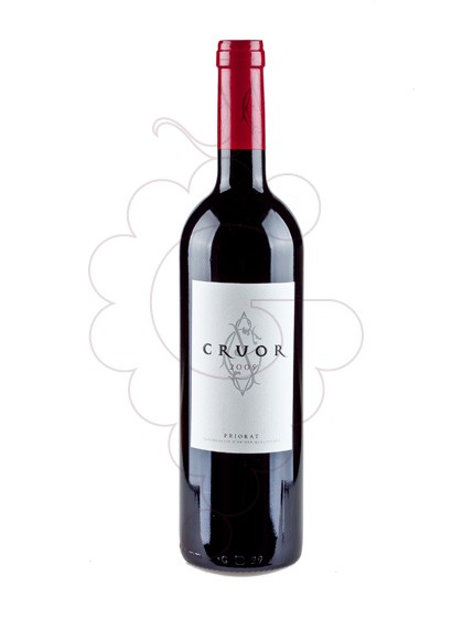 Photo Cruor red wine