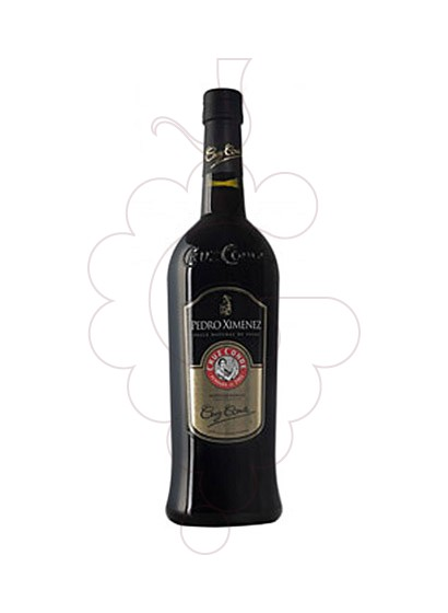 Photo Cruz Conde Pedro Ximenez fortified wine