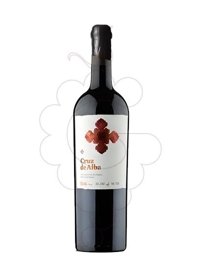 Photo Cruz de Alba Crianza Jeroboam red wine