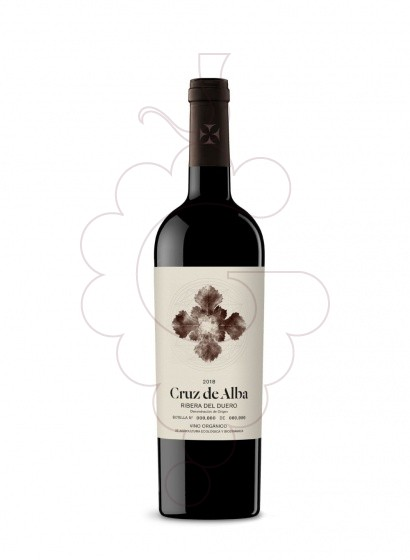 Photo Cruz de Alba Crianza red wine
