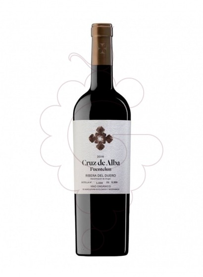 Photo Cruz de Alba Reserva red wine