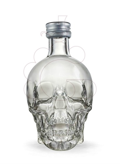 Photo Vodka Crystal Head (mini)