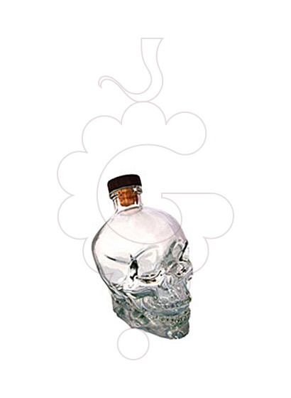 Photo Vodka Crystal Head