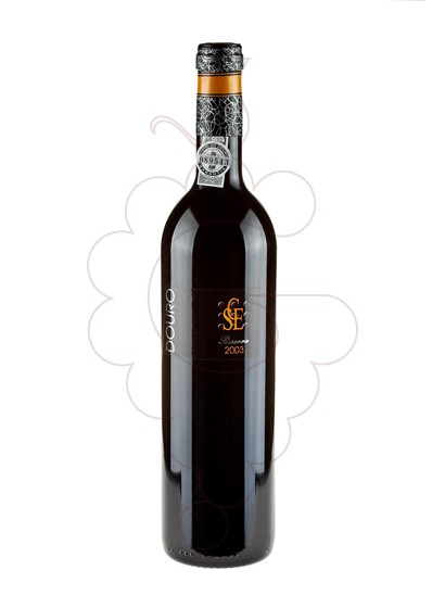 Photo Cse Douro Reserva red wine