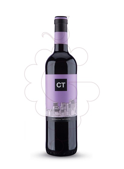 Photo CT Garnatxa Tintorera  red wine