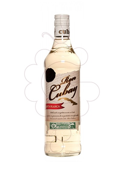 Photo Rum Cubay Carta Blanca