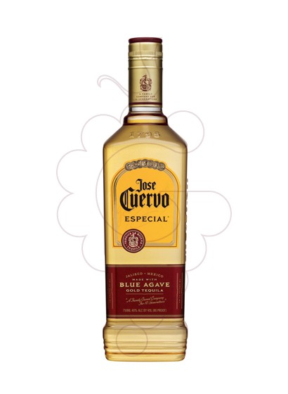 Photo Tequila Cuervo Especial Dorado
