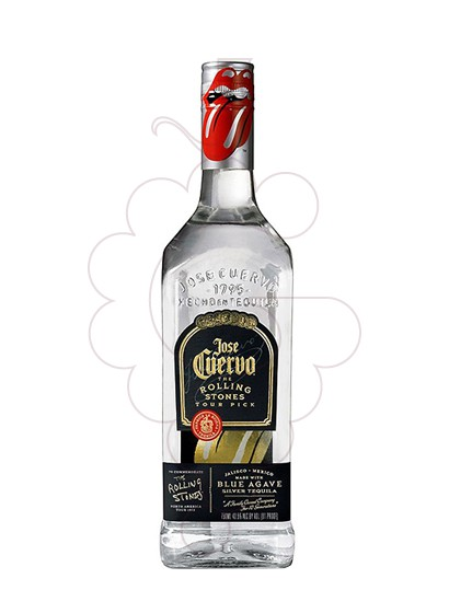 Photo Tequila Jose Cuervo The Rolling Stones