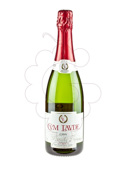 Photo Cum Laude Reserva Brut Nature sparkling wine