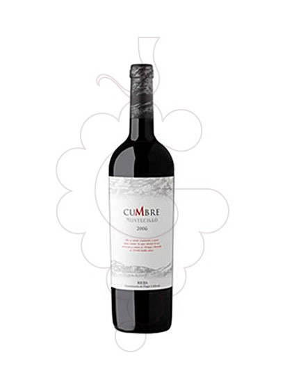 Photo Cumbre Montecillo red wine