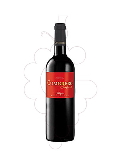 Photo Cumbrero Crianza  red wine