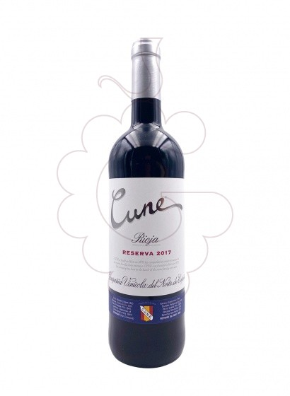 Photo Cune Reserva red wine
