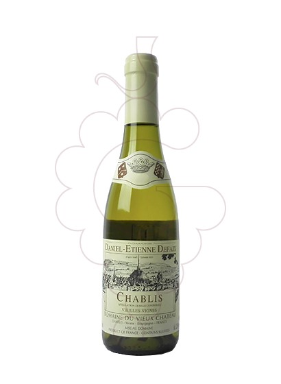 Photo Daniel-Etienne Defaix Chablis Vieilles Vignes (mini)  white wine