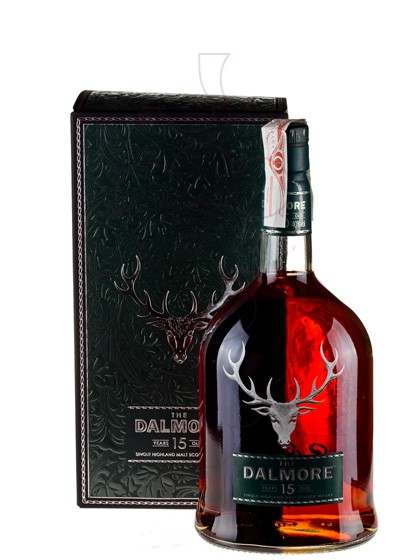 Photo Whisky Dalmore 15 Years