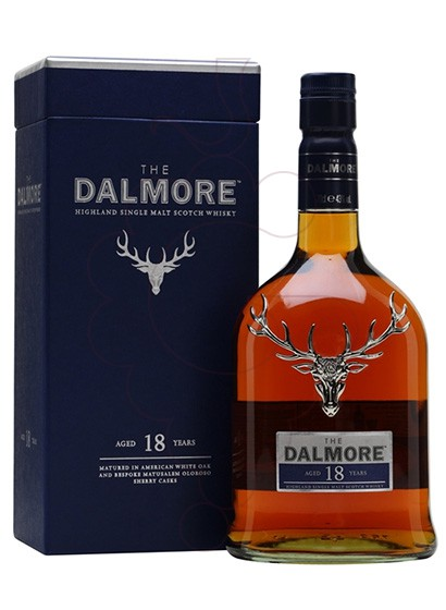 Photo Whisky Dalmore 18 Years