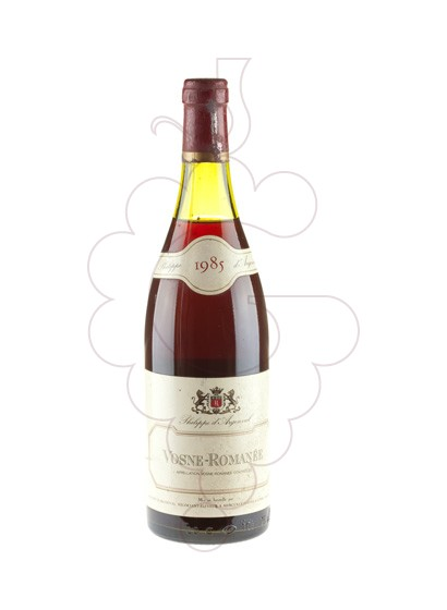 Photo D'Argenval Vosne-Romanee red wine