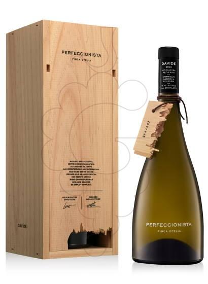 Photo Davide Perfeccionista Finca Ofelia white wine