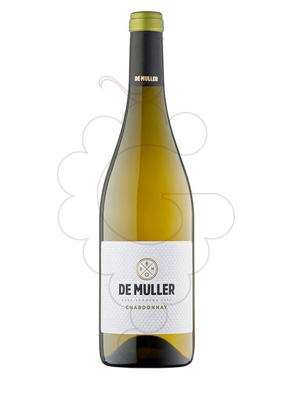 Photo De Muller Chardonnay white wine