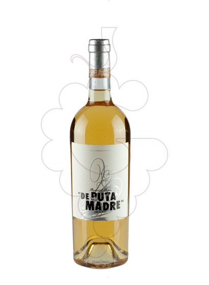 Photo De Puta Madre Blanc white wine