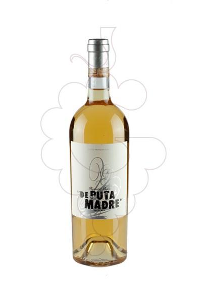 Photo De Puta Madre Blanc white wine