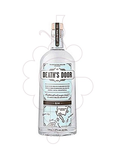 Photo Gin Death's Door