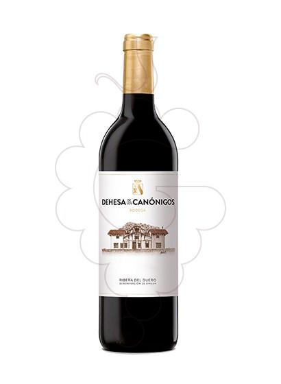 Photo Dehesa Canónigos Crianza red wine