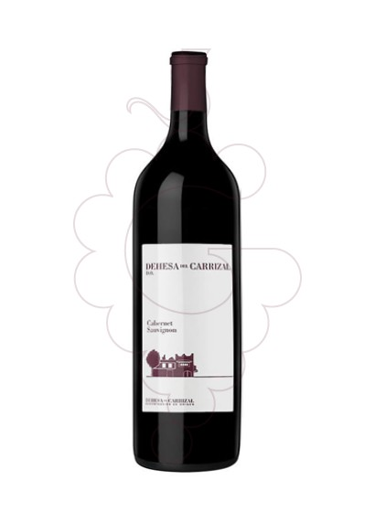 Photo Dehesa Carrizal Cabernet Magnum red wine