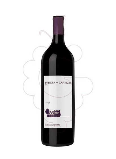 Photo Dehesa Carrizal Syrah Magnum red wine