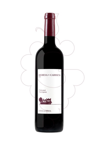 Photo Dehesa del Carrizal Cabernet red wine