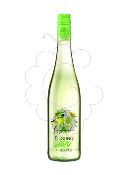 Photo Deinhard Riesling white wine