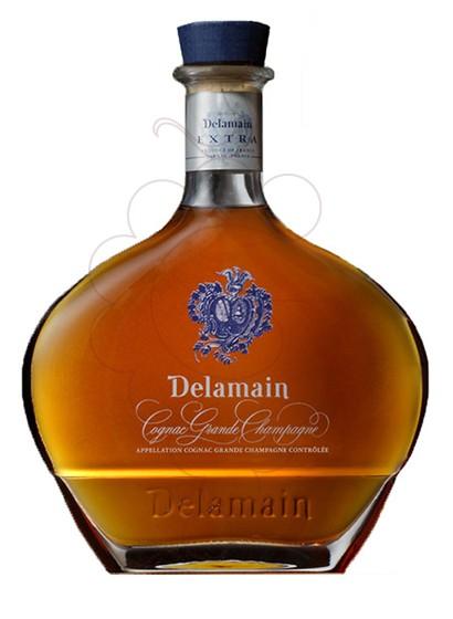 Photo Cognac Delamain Extra Vieux