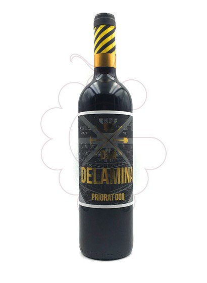 Photo Delamina red wine