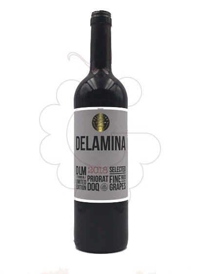 Photo Delamina Selected red wine