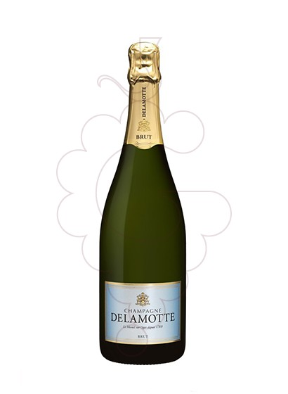Photo Delamotte Brut sparkling wine