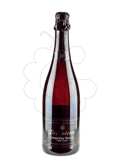Photo Delapierre Etiqueta Negra Semi-sec sparkling wine