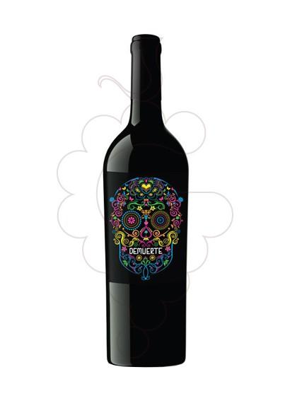 Photo Demuerte red wine