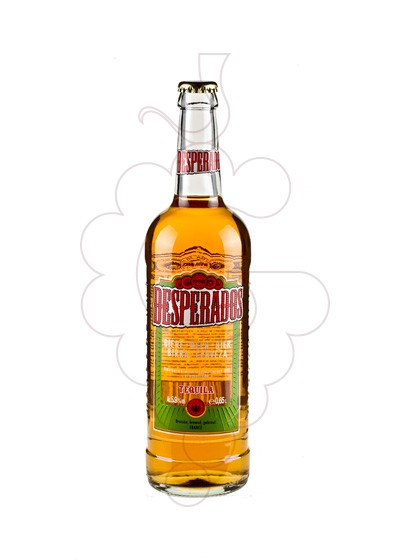 Photo Beer Desperados ampolla