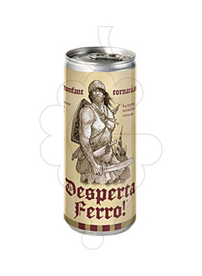 Photo Energy drinks Desperta Ferro (energy drink)